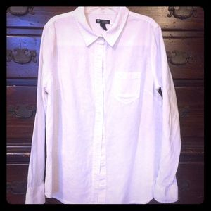 Gap Boyfriend fit Oxford shirt 👚
